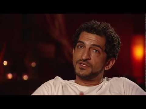 Salmon Fishing In The Yemen: On Set  Amr Waked HD