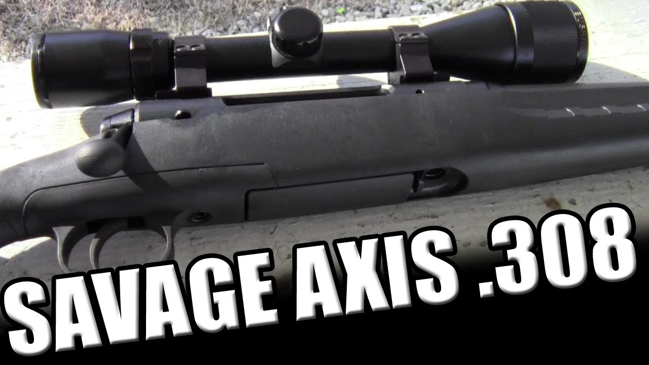 Savage Axis XP scope package or Ruger American?