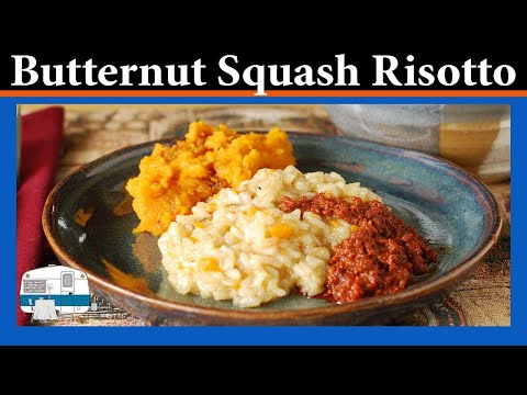 How to cook Butternut Squash Risotto