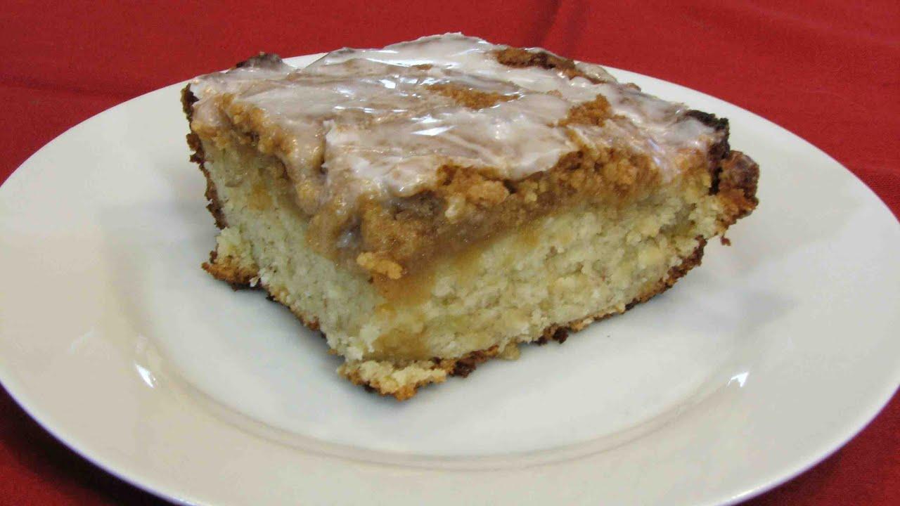 Bread Cake Recipe In Kadai: Banana Bread Crumb Cake