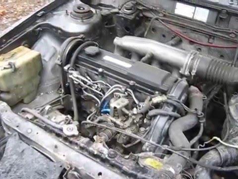 Mazda 626 GF хетчбек, разборка на запчасти - YouTube