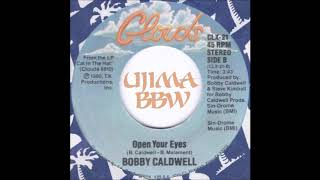 BOBBY CALDWELL   Open Your Eyes   CLOUDS RECORDS   1980