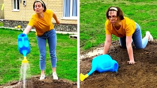 SUMMER FAILS || Clever Gardening Tips And Tricks