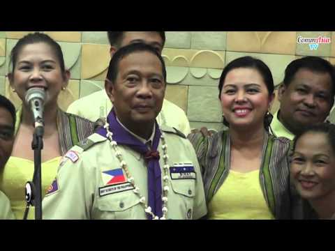 PANGASINAN WATCH   NATIONAL SCOUT COUNCIL MEETING