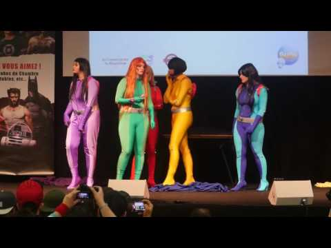 related image - Paris Manga 22 - NCC Groupe Dimanche - 08 - Totally Spies!