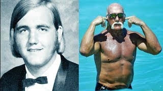 HULK HOGAN TRANSFORMATION!THEN AND NOW