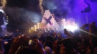 دخلول أسطوري ل محمد رمضان على المسرح في حفلة موسم الرياض وأغنية مافيا 2019