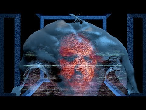 Absent Personae Postscript | Official Video PTP | Experimental CGI Video, Sound Art & Spoken word