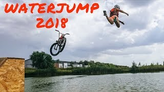 WATERJUMP - DUPLASZALTÓ FAIL !!!!!