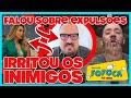 💣Érika passa informação pra Rico no Faro; Carelli explica agressão e fala de expulsões na Fazenda
