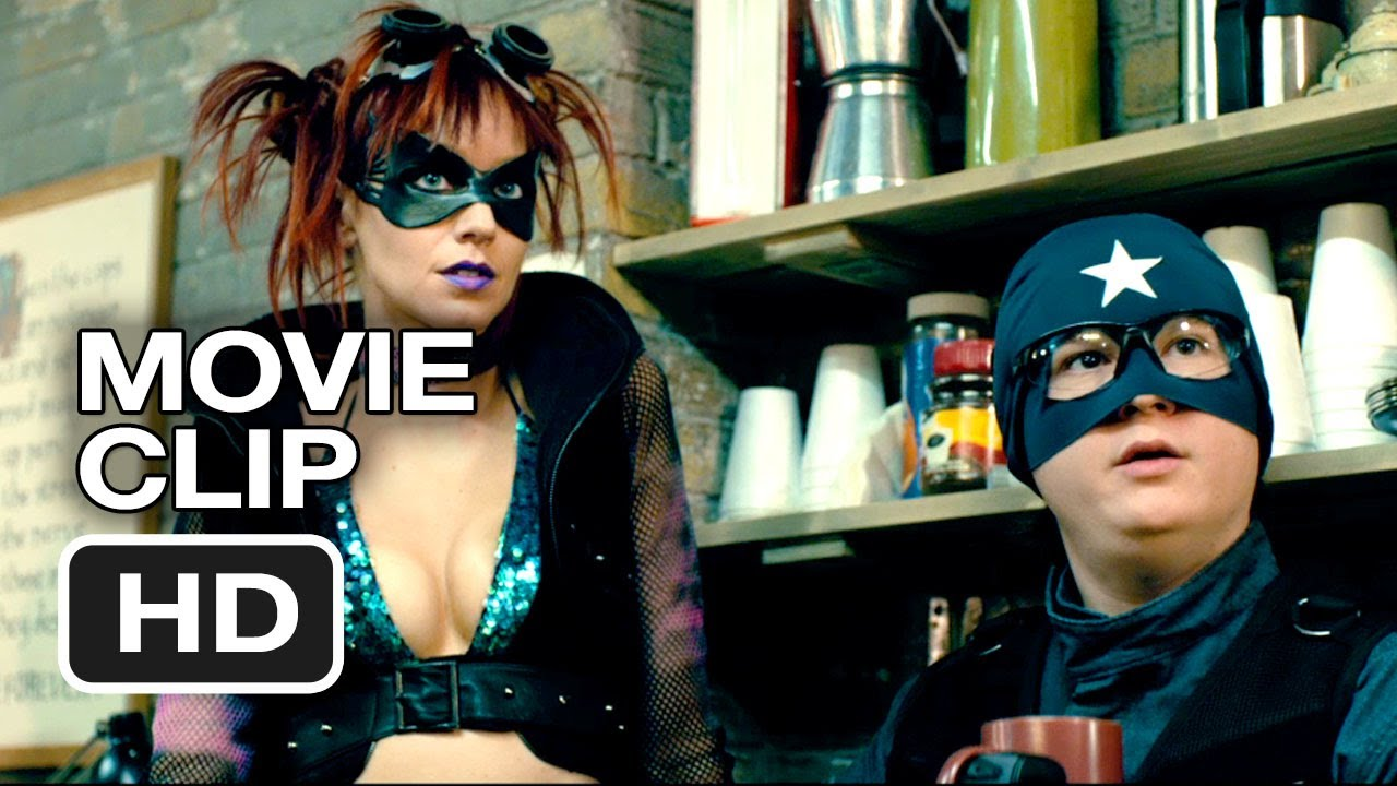 KICK-ASS 2 Movie Clip Features The Mother Fucker Collider