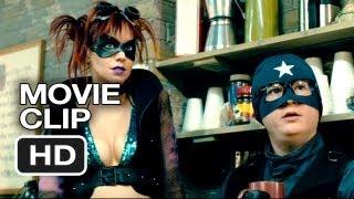 Kick Ass 2 Movie CLIP - Battle Guy (2013) - Chloë Moretz Movie HD