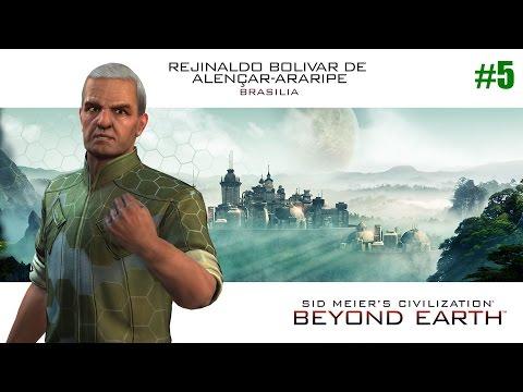 Civilization: Beyond Earth - Rising Tide - Let's Play Brasilia (Apollo) #5