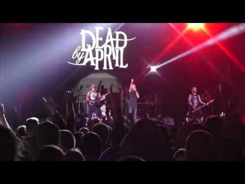 Dead By April - As A Butterfly. Live at Faine Misto 2016