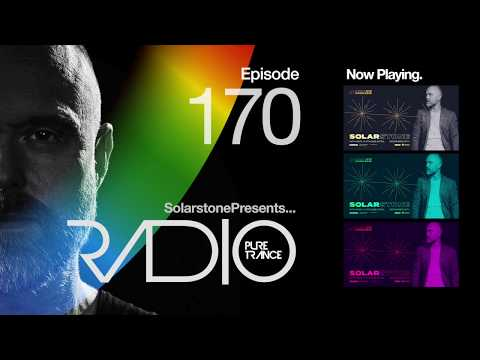 Solarstone pres. Pure Trance Radio Episode 170 (3 Hrs Live at Newspeak, Montreal 29.12.2018)
