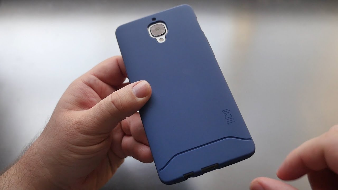 quality design 86f18 85a00 OnePlus 3 Tudia Arch Case REVIEW | Best OnePlus 3 Case