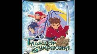 Tales of Symphonia Music- Fighting of the Spirits