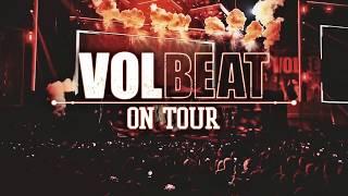 Volbeat Rewind Replay Rebound World Tour, Helsinkiin 27.11.2019