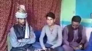 Program GAL TY GEET. Anchor Shoket Seer, Guest Gojri Singer Qasim Mastana