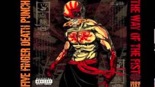 Five Finger Death Punch The Bleeding  Instrumental