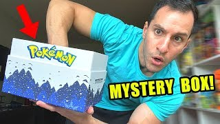 *WHAT'S IN THE BOX?!* Opening Pokemon Cards MYSTERY BOX!