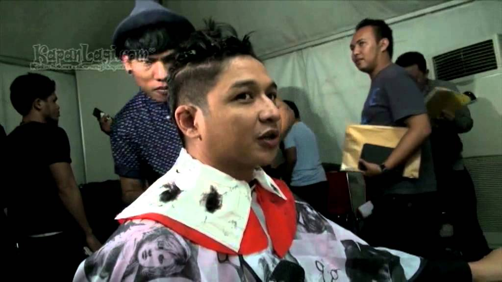 Pasha Ungu Potong Rambut Model Ami Award Youtube