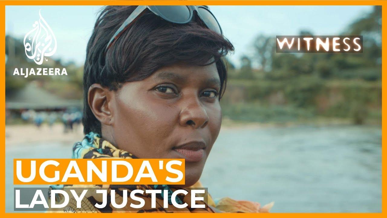 Image result for Uganda's Lady Justice