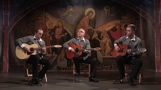 Trio Balkan Strings - Moldavian Gate - (Moldavska kapija) - (TV Hram ) - (Official Video 2017)