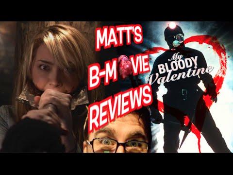 Matt's B-Movie Reviews   MY BLOODY VALENTINE 1981+2009