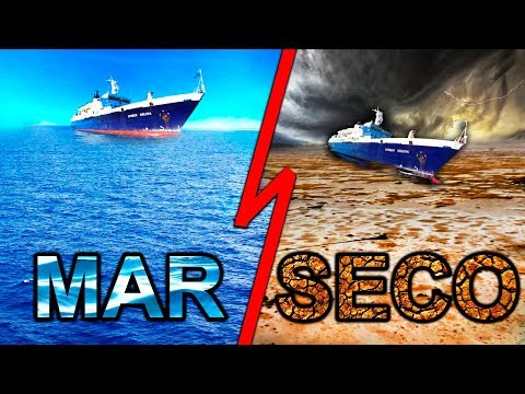 Mar Desaparece tras Huracan Irma - Donde Esta? Se Aleja Florida Miami Estados Unidos Se llevo el Mar
