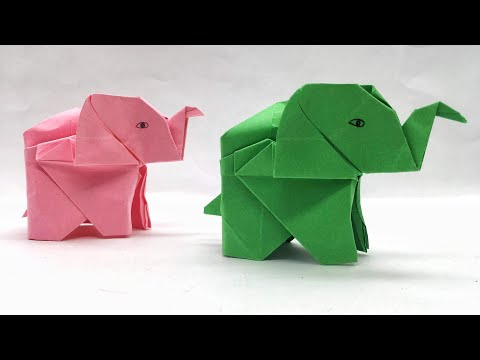 Make an Origami Hen-Box –Updated and Improved Video! | Origami ... | 360x480