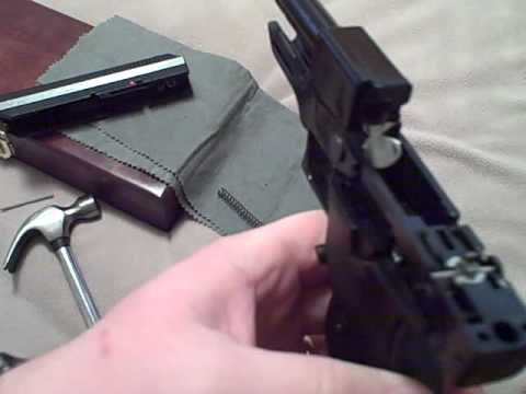 Hi-Point CF380 Field Strip and Reassemble - YouTube