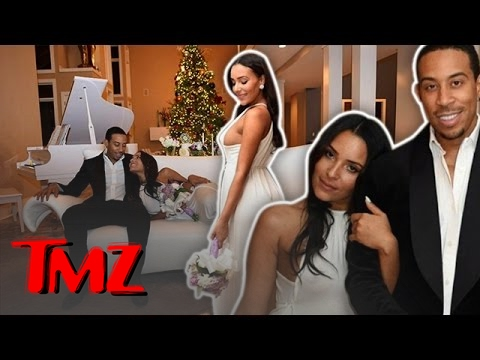 Ludacris: Engaged And Married All In One Day! | TMZ