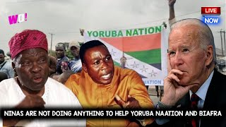 YORUBA NATION ANGRLY VOICE OUT 39NINAS39 CRIES FOR HELP ON REFERENDUM LIVE IN US
