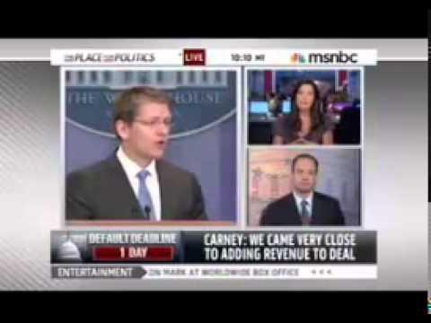 RNC Chairman Reince Priebus on MSNBC 8.1.11