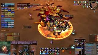59min Cthun speedrun AQ 40 (Dreamstate - Anathema/Nostalrius pvp) - Fire Mage Dozzy