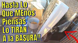 DUMPSTER DIVING - LO QUE TIRAN EN USA #66 Hasta Lo Que Menos Piensas Encuentras En La Basura!