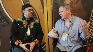 Tony McManus PRS Signature Artist Interview  •  NAMM 2013