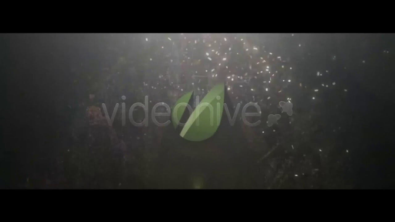 Cinematic After Effects Templates for Film & Trailers ...