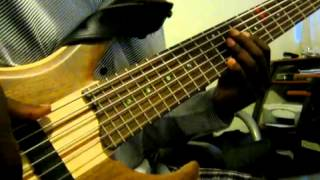 Hossana in the Highest Everybody blow your trumpet  Bass cover