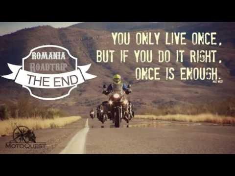 Romania Roadtrip | 2016 | TransAlpina | Transfăgărășan | 2xF800Gs (GR)