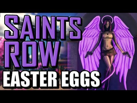 Agents of Mayhem | Saints Row Easter Eggs