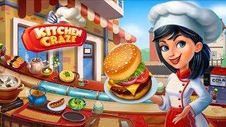 Kitchen Craze: Food Restaurant