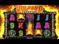 Volcano Eruption Slot Machine Bonus Free Spins - Nextgen Gaming Slots