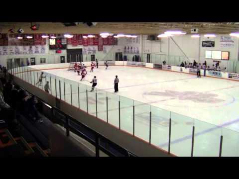 Hamilton Red Wings at Stouffville Spirit OJHL Highlights February 2 2014