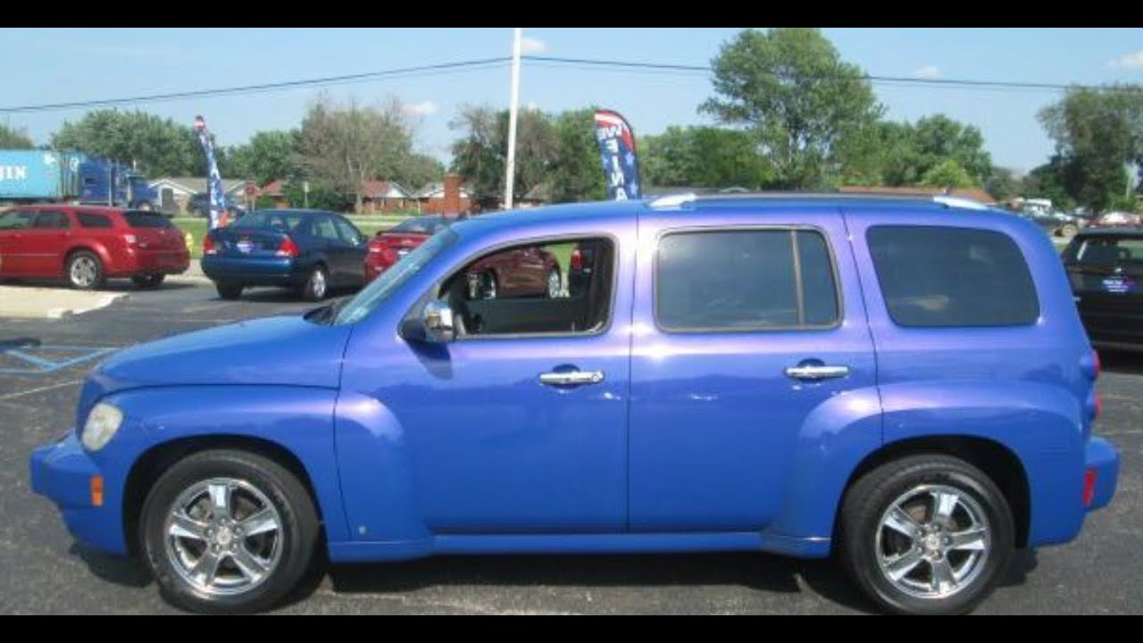 All Chevy blue chevy hhr : HHR Chevy How to replace Headlight Bulb - YouTube