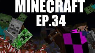 """Minecraft Episodio 34 - Los Secretos de Vandalia """"El tuberculo bug XD"""""""