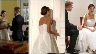 Ślub Izy i Artura w M jak miłość. Iza ucieknie, ale nie na długo