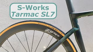 S WORKS TARMAC SL7 SRAM RED AXS ZIPP 303S #sworks #tarmacsl7