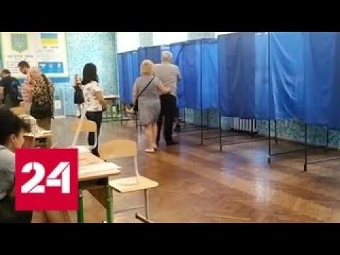 Выборы Рады: голосование в Харьковской области проходит спокойно